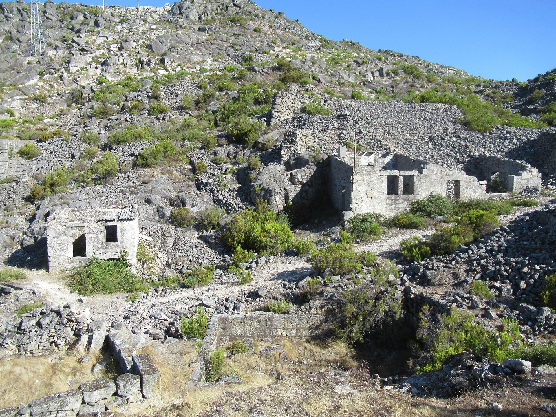 Minas antigas