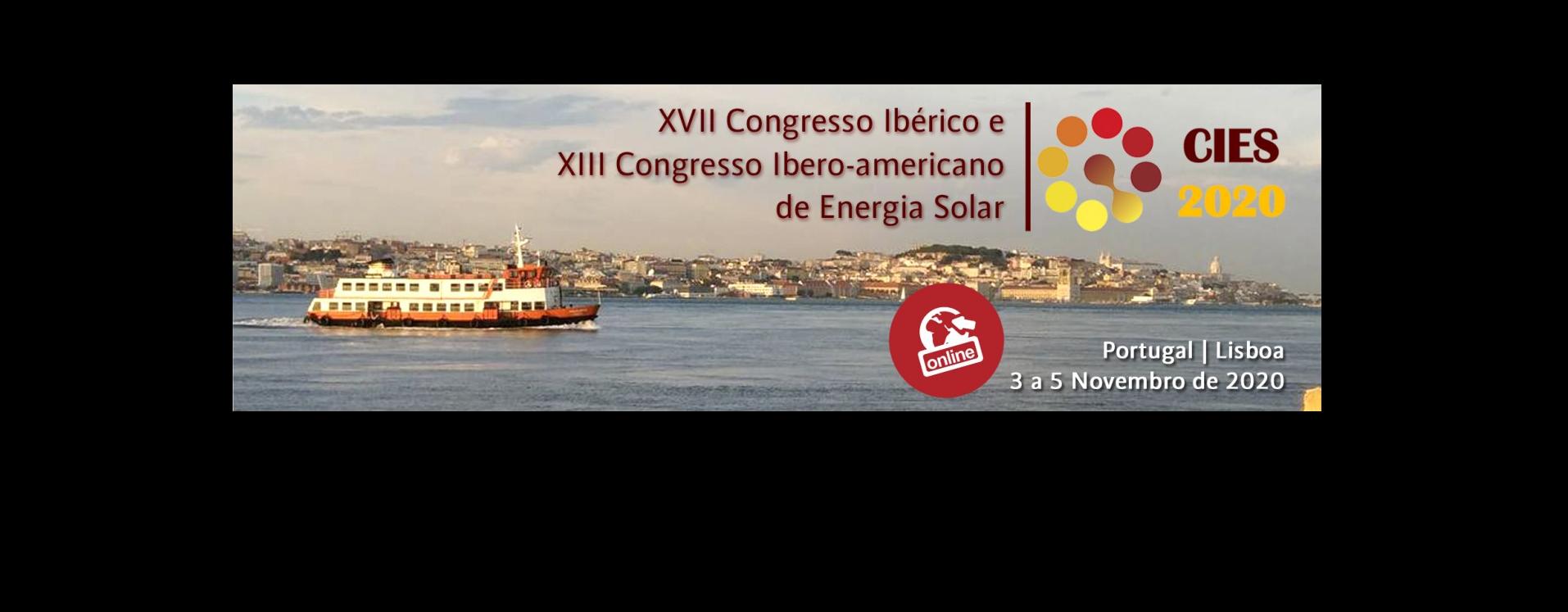CIES2020: Conferência virtual