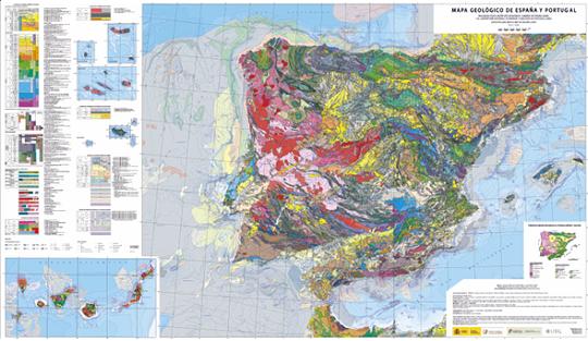 mapa-geologico-de-espanha-e-portugal-a-escala-11-000-000