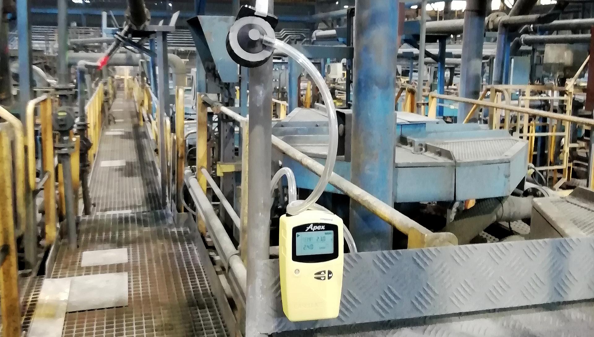 Diagnóstico de higiene e segurança em ambientes de trabalho na indústria extrativa e afim
