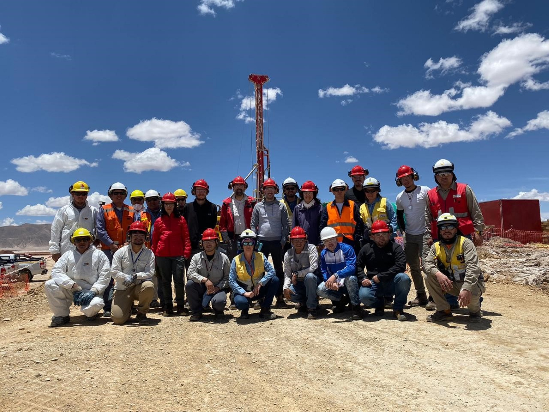 LNEG took part in the Metallogenetic Cartography course for ASGMI Geological Services members
