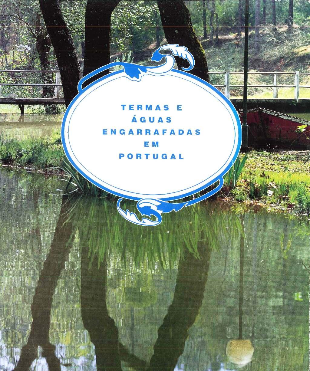 Catálogo das Termas e Águas Engarrafadas