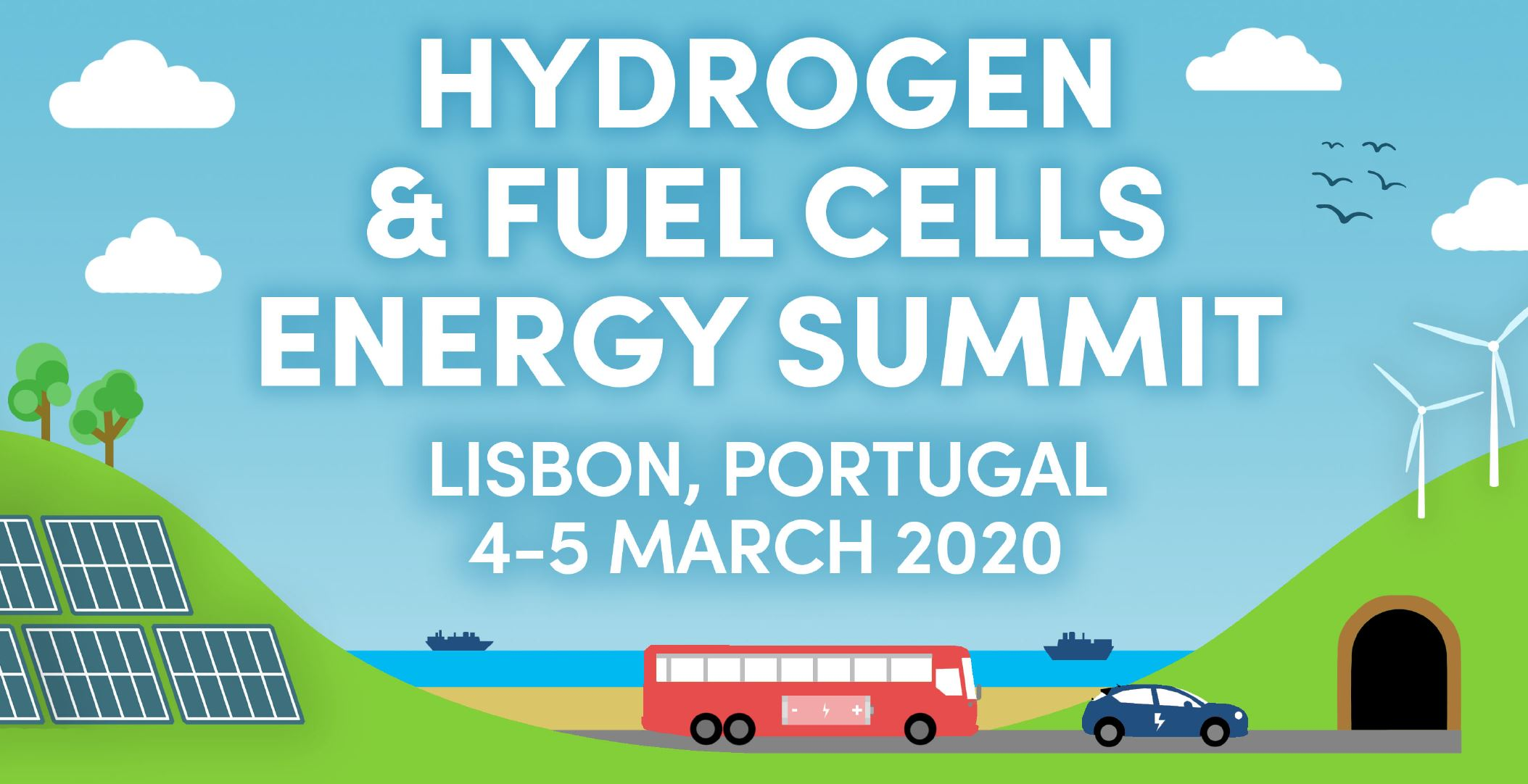 Hydrogen & Fuel Cells Energy Summit 2020