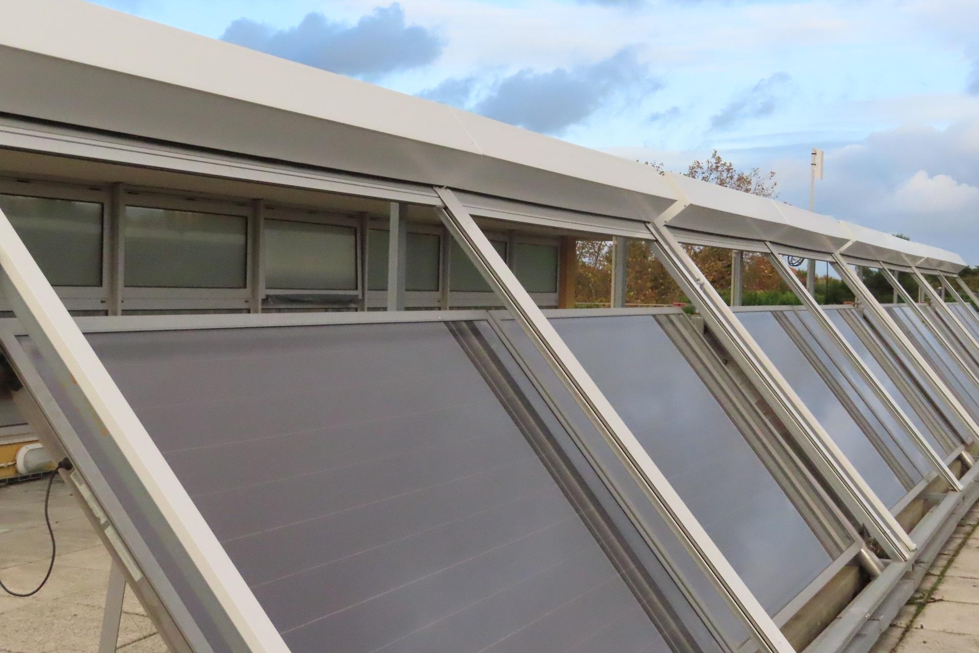 INIESC - Infraestrutura Nacional de Investigação para Energia Solar de Concentração