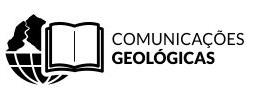 Logótipo das Comunicações Geológicas