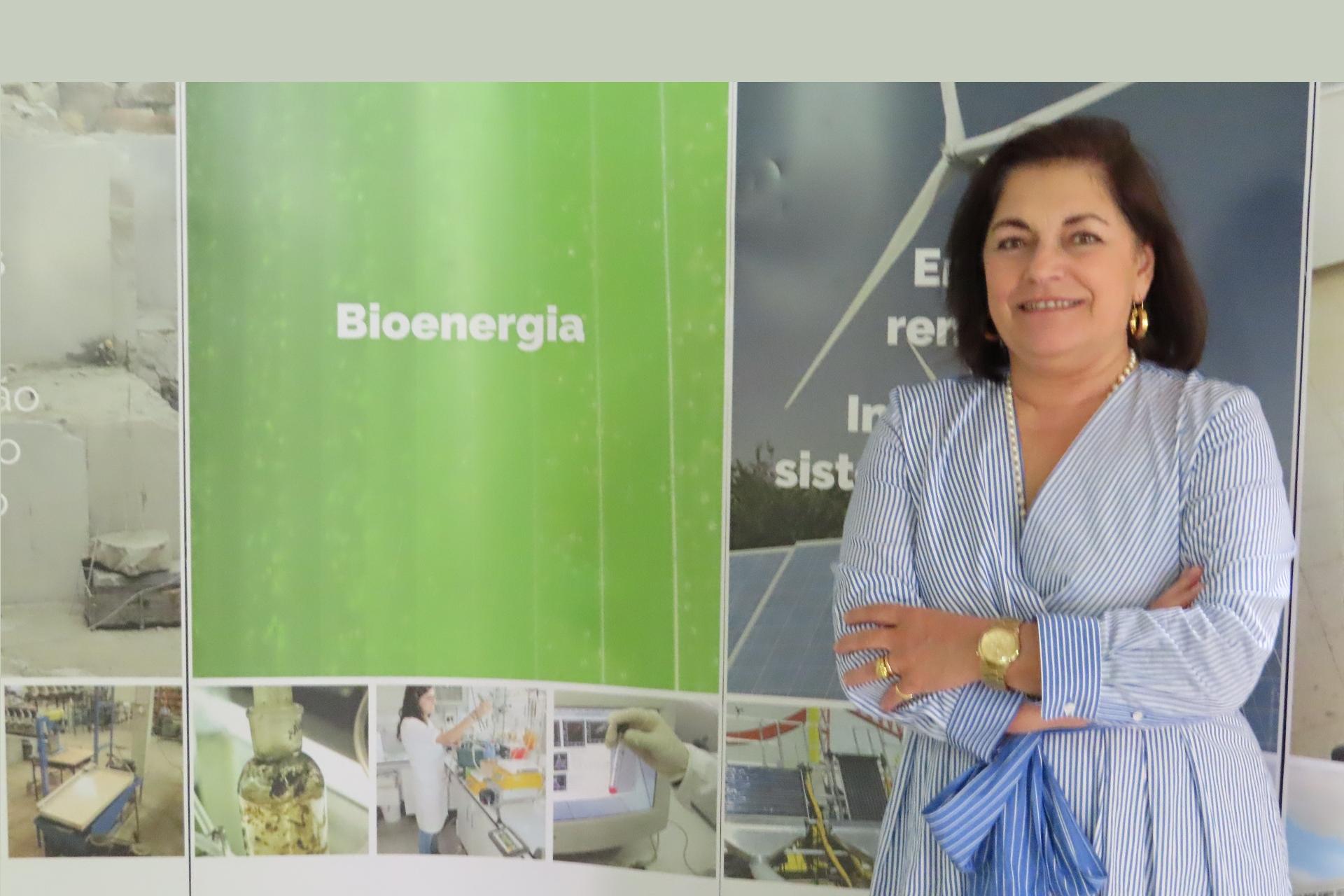 Teresa Ponce de Leão em entrevista ao Jornal Económico