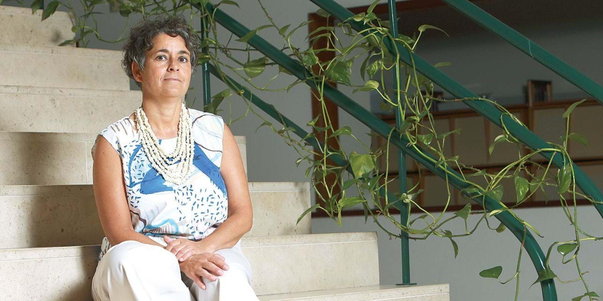 Paula Trindade em entrevista ao Jornal de Negócios