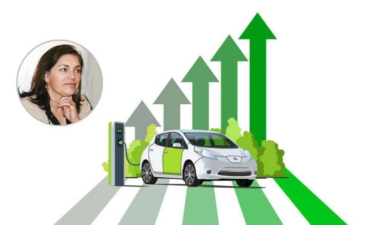 """""""A mobilidade eléctrica está a expandir-se rapidamente"""""""
