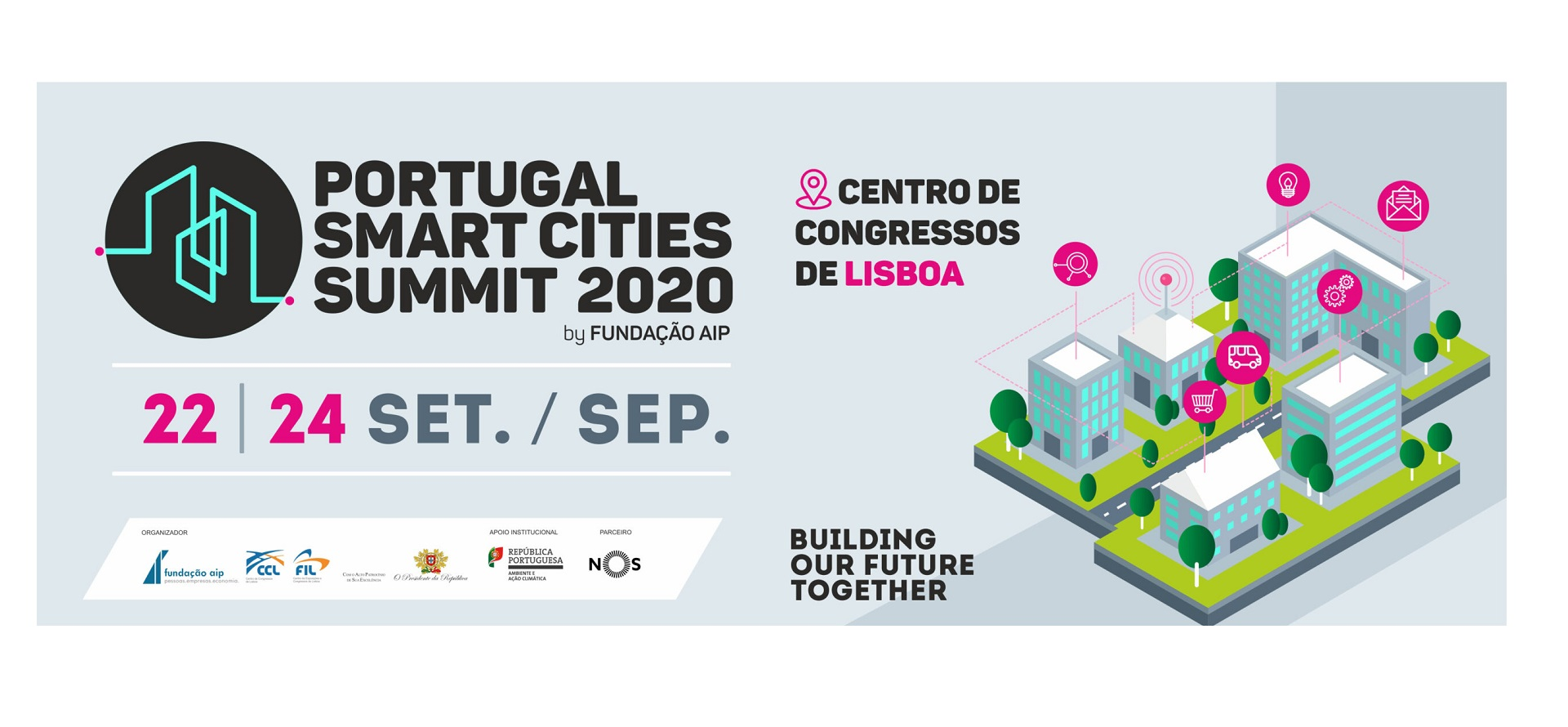 <i>Portugal Smart Cities Summit</i>