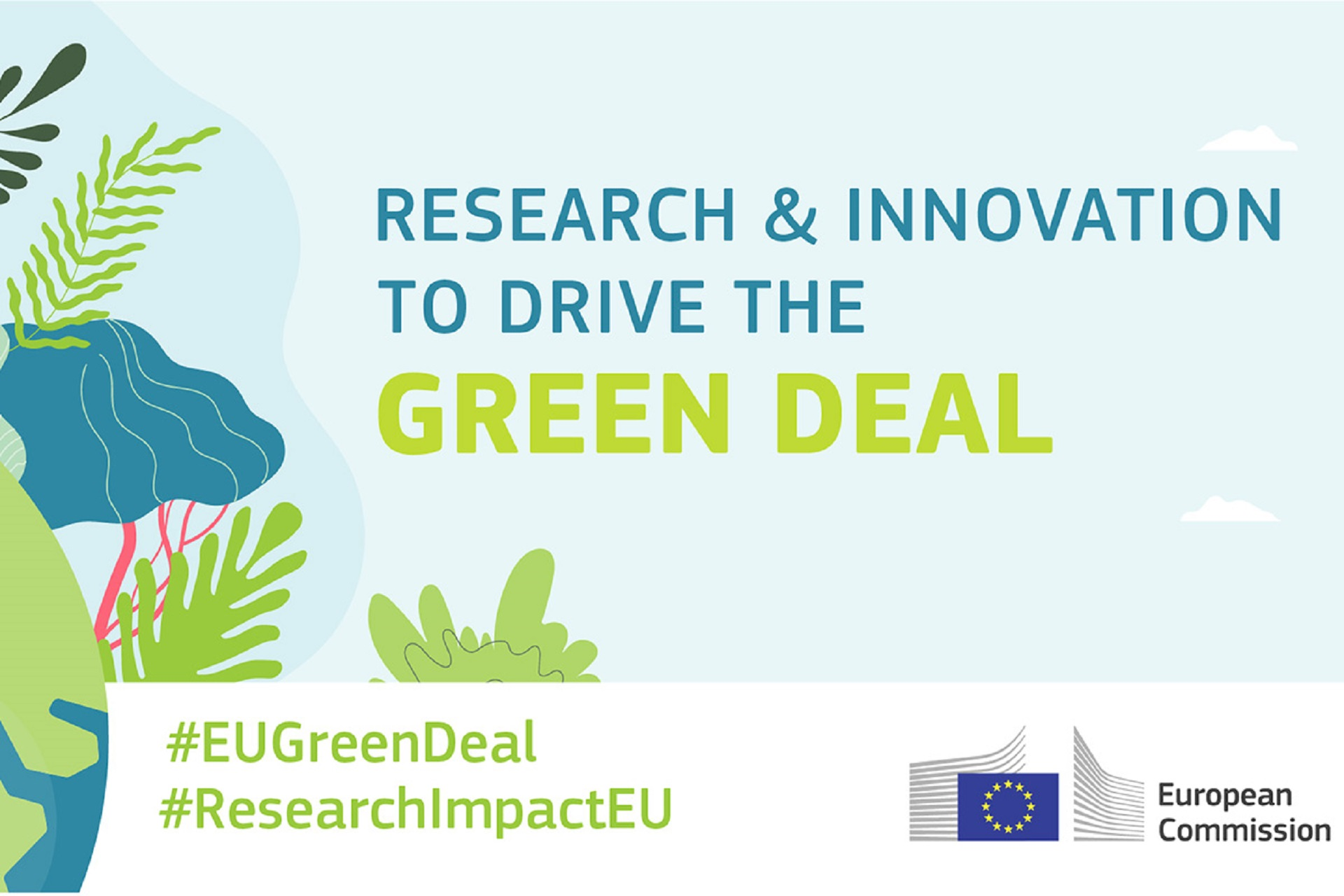 Events dedicated to the European Green Deal Call