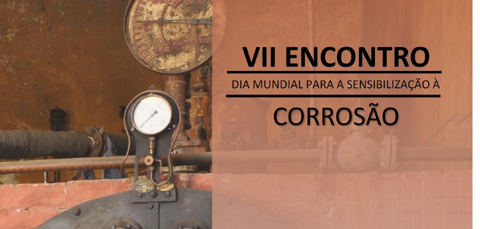 Dia Mundial da Sensibilização para a Corrosão