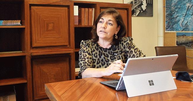 """Teresa Ponce de Leão: """"Não precisamos de ter todos as mesmas competências, temos é de saber fazer boas parcerias"""""""