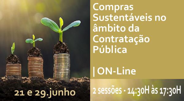 Compras Sustentáveis no âmbito da Contratação Pública