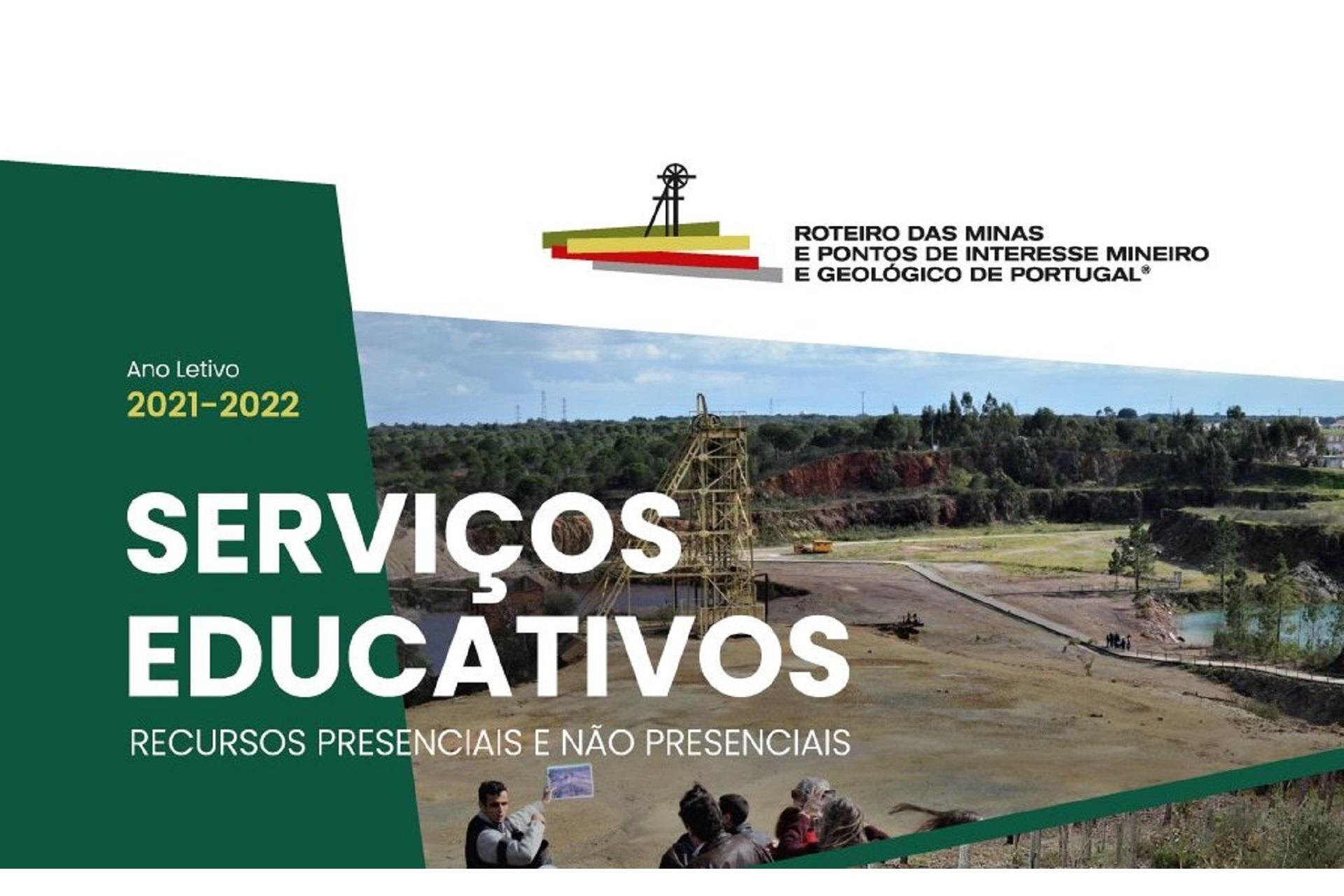 Guia de Serviços Educativos 2021-2022