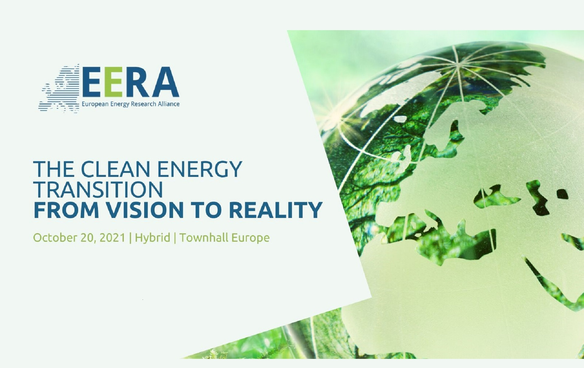 The Clean Energy Transition: From Vision to Reality
