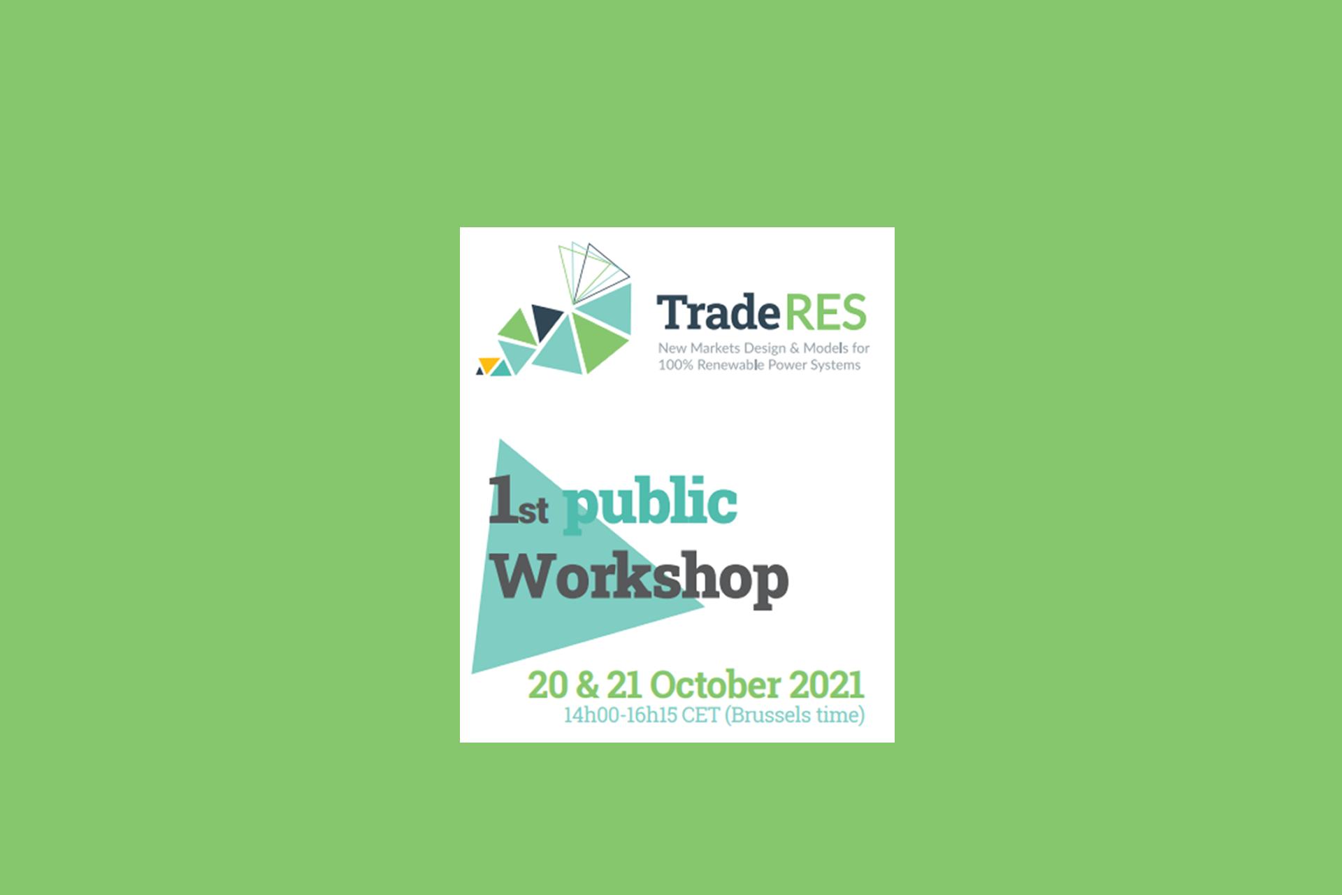 traderes-1st-public-workshop
