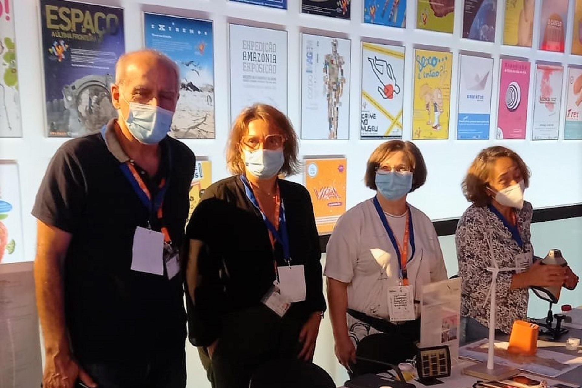 LNEG participou na Noite Europeia dos Investigadores 2021